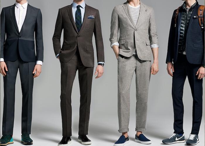 چگونه برای محل کار کتانی بپوشیم؟