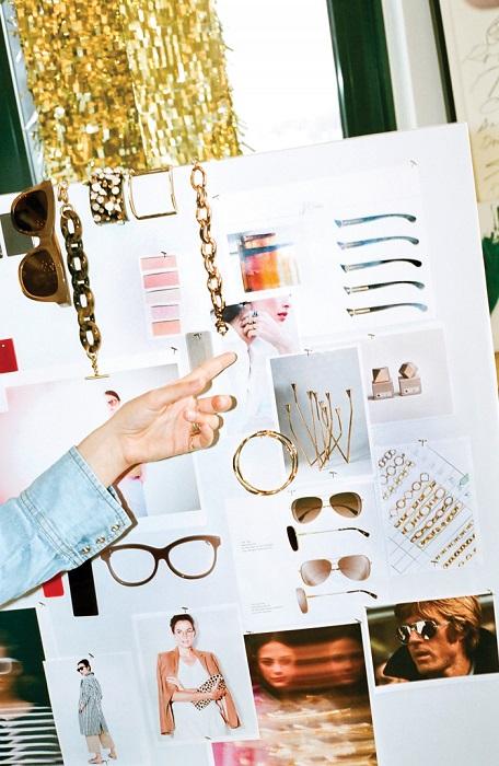 فرایند طراحی عینک های آفتابی جی کریو