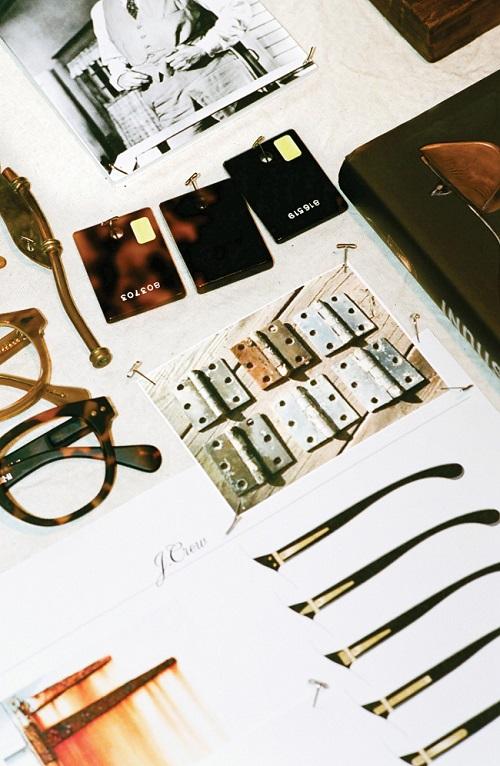 فرآیند طراحی عینک های آفتابی جی کریو