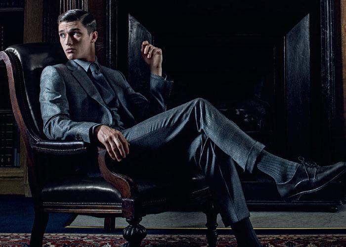چگونه مانند یک جنتلمن لباس بپوشم؟
