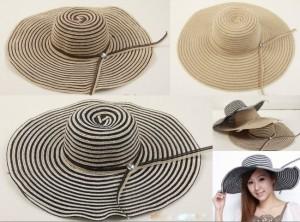 کلاه های تابستانی زیبا مخصوص کنار ساحل