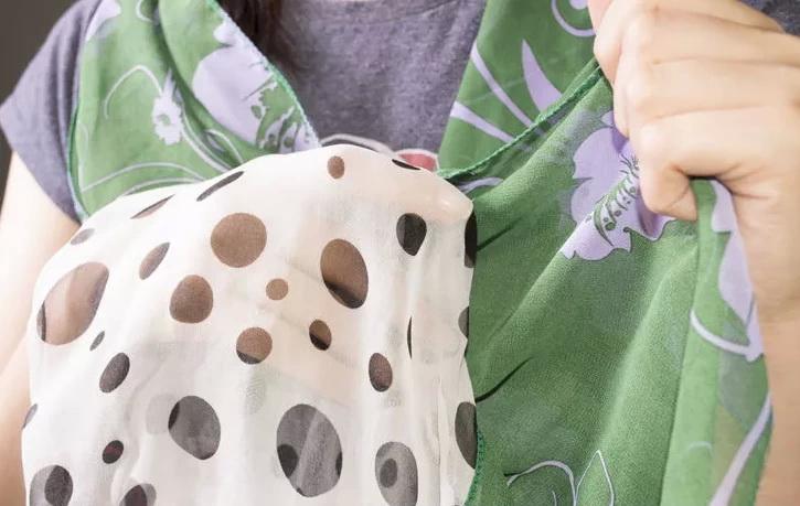 راهنمای انتخاب شال و روسری - قسمت اول