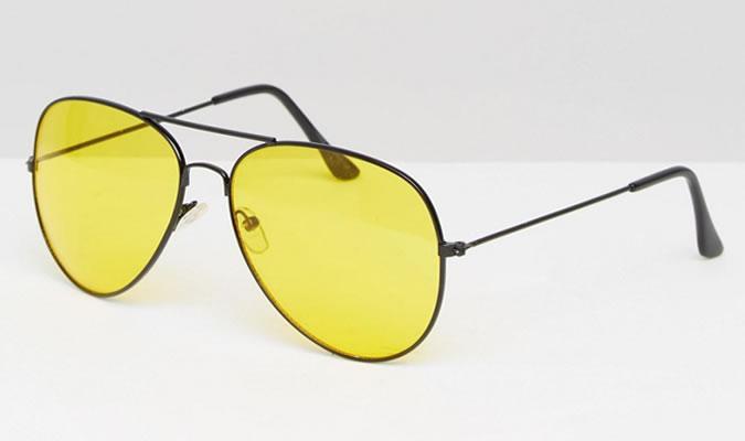 مدل های عینک خلبانی برای آقایان