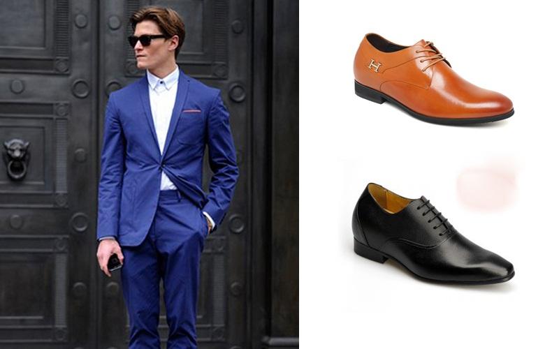 انتخاب کفش مناسب برای کت و شلوار