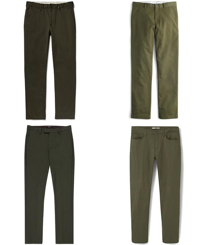 چگونه در تابستان سبز بپوشیم؟