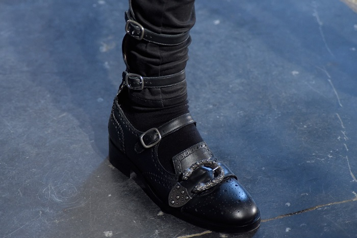 معرفی کفش های زنانه گوچی در سال 2017