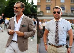 چگونه در 40 سالگی لباس بپوشیم؟ قسمت اول