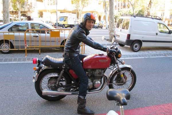 لباس موتور سواری