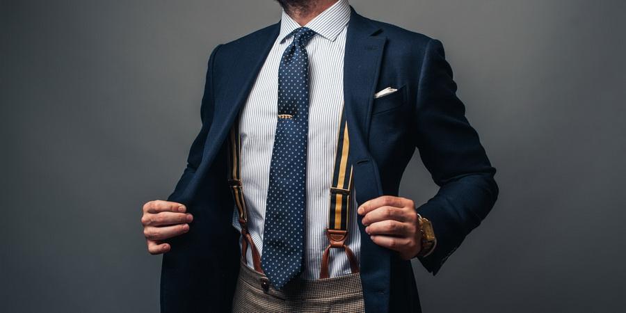 بند شلوار بپوشید