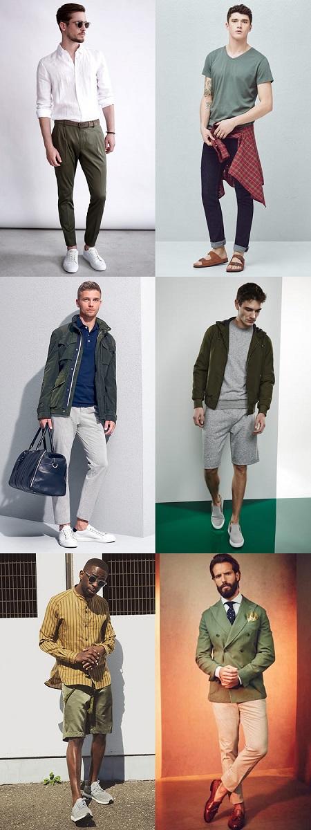 تو تابستون چه رنگی بپوشم؟