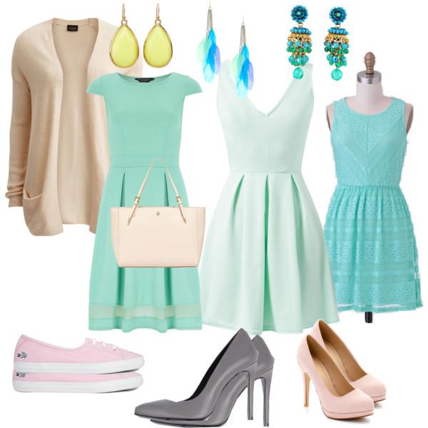 اصول انتخاب لباس زنانه تابستانی