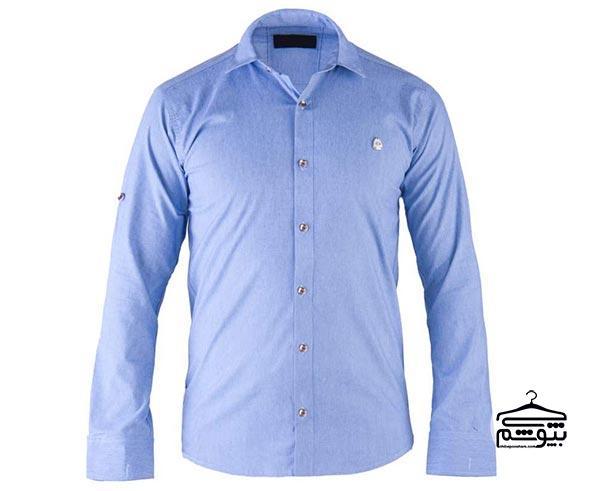 پیراهن مردانه الیاف مصنوعی