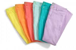 در مهمانی چگونه جین رنگی بپوشم؟