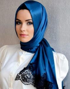 چگونه با  آرایش حجاب بگیریم؟