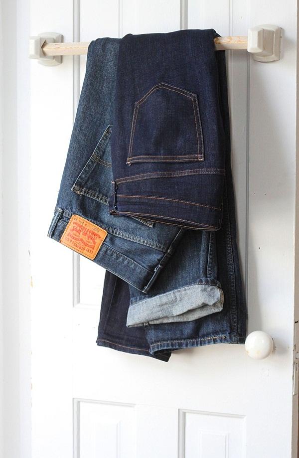 چگونه از رنگ دادن شلوار جین جلوگیری کنیم؟