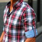 بایدها و نبایدهای پوشیدن پیراهن چهارخانه