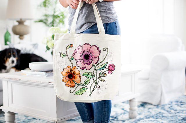 بجای کیسه های پلاستیکی از این کیف استفاده کنید