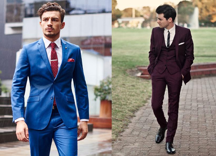 لباس مناسب عروسی برای مردان - قسمت دوم