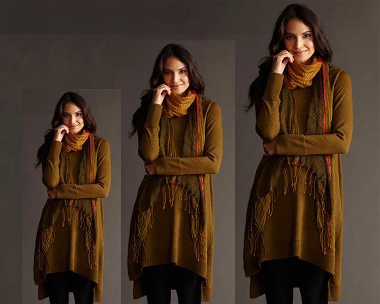 توصیه هایی برای خانم های ریزجثه در انتخاب لباس