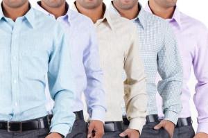 اصول پوشیدن پیراهن مردانه