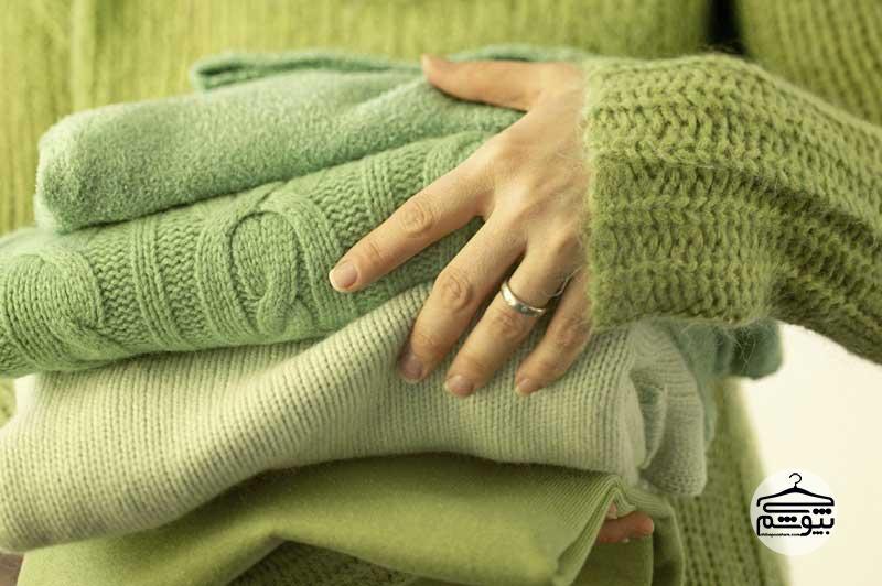 روش شستن لباس پشمی ، و طرز شستن لباس بافتنی را در اینجا بخوانید