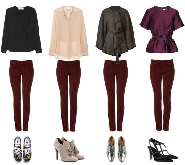 با قهوه ای چه رنگ لباسی بپوشم؟