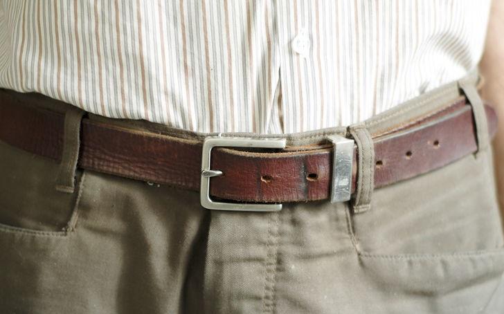 نکاتی در مورد بستن کمربند مردانه