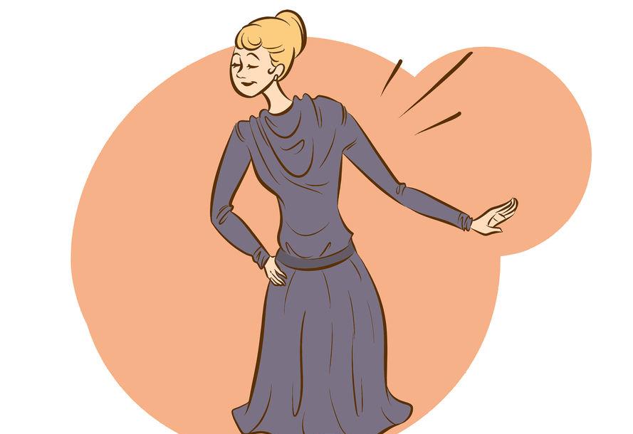 چگونه شبیه کوکو شانل لباس بپوشم؟