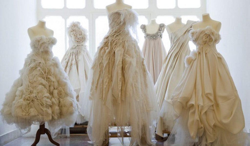 انتخاب لباس عروس با توجه به فرم بدن