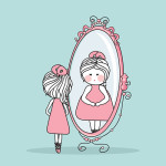 چطور لاغر به نظر برسم؟ – قسمت اول