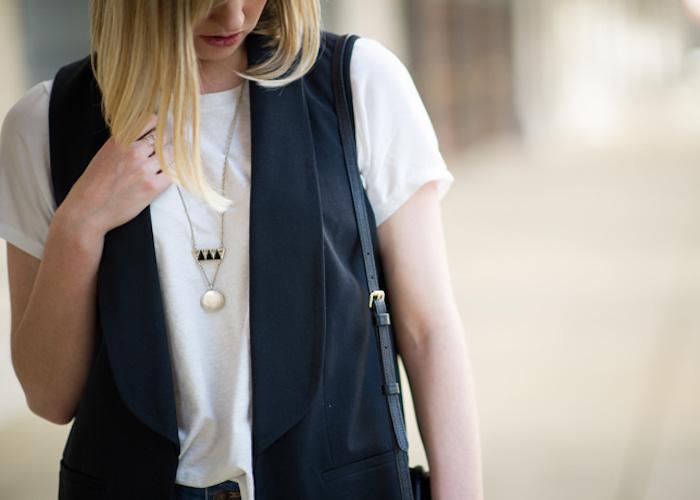 اصول پوشیدن لباس مشکی در تابستان