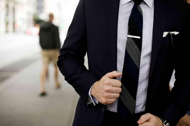 گیره کراوات و قوانین استفاده از آن