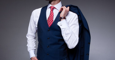 15 قانون پوشیدن کت و شلوار