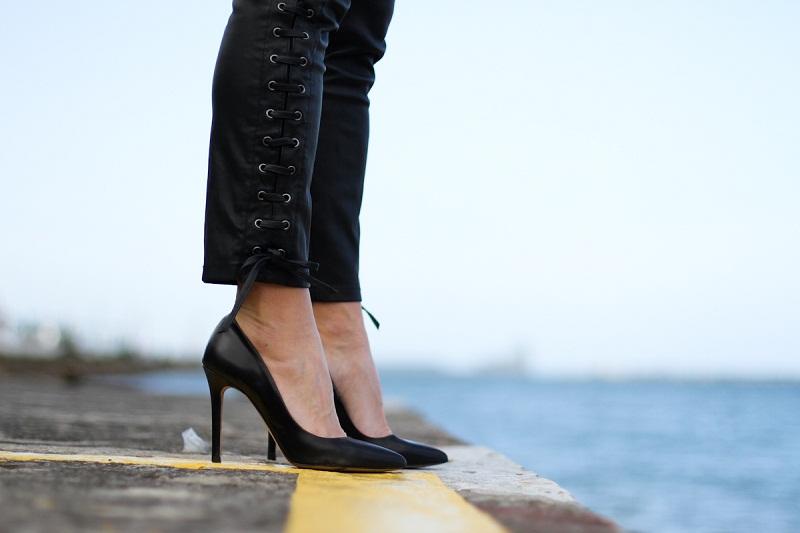 استفاده راحت تر از کفش پاشنه بلند