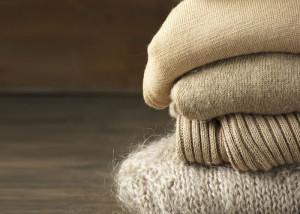 روشهای نگهداری از پلیور و بافتنی