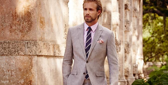 جنتلمن بودن در گرما
