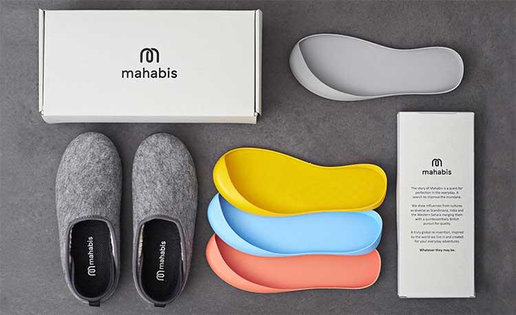 Mahabis دمپایی مدرن