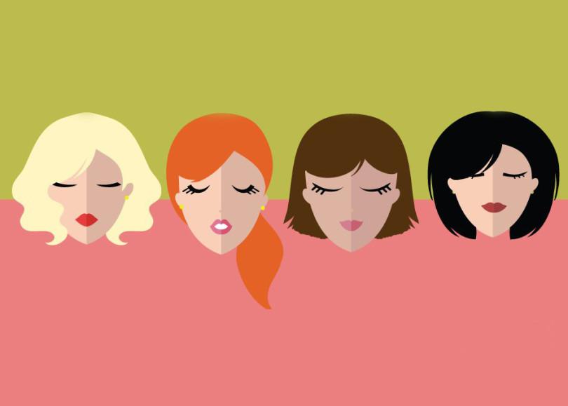 رنگ موهایتان دربارهی شما چه میگوید؟