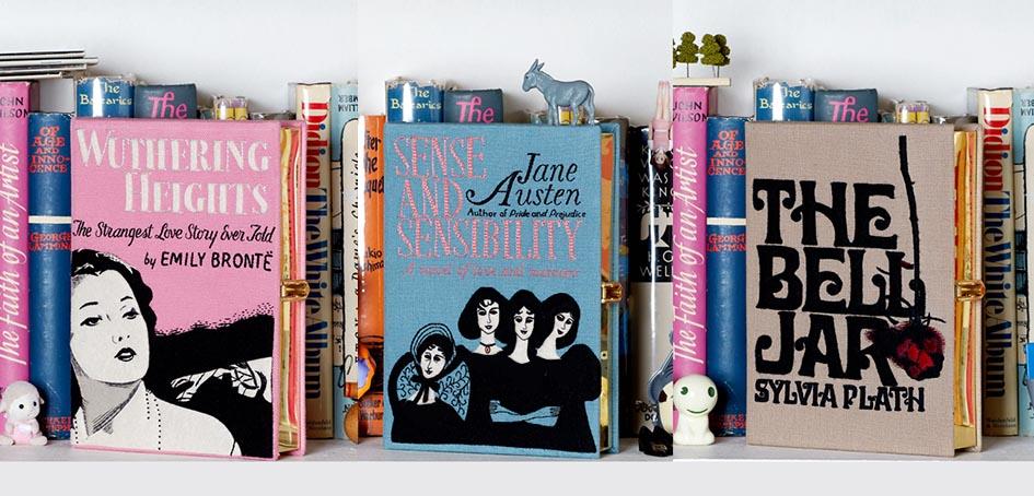 کیف های کتابی، فانتزی در دستان شما