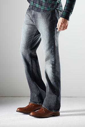 شلوار جینتان را بشناسید : اندازه