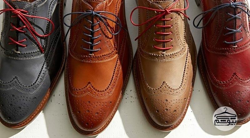 چرا کفش چرم بپوشیم؟