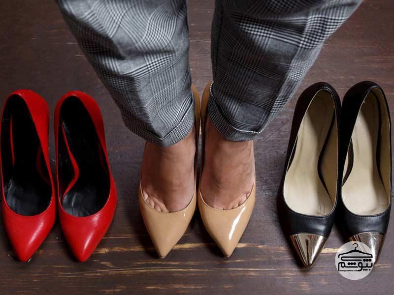 اصول انتخاب کفش مجلسی زنانه و چند پیشنهاد ویژه