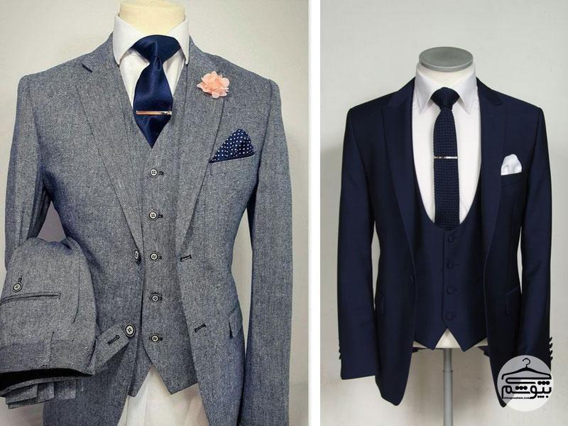 راهنمای انتخاب لباس دامادی