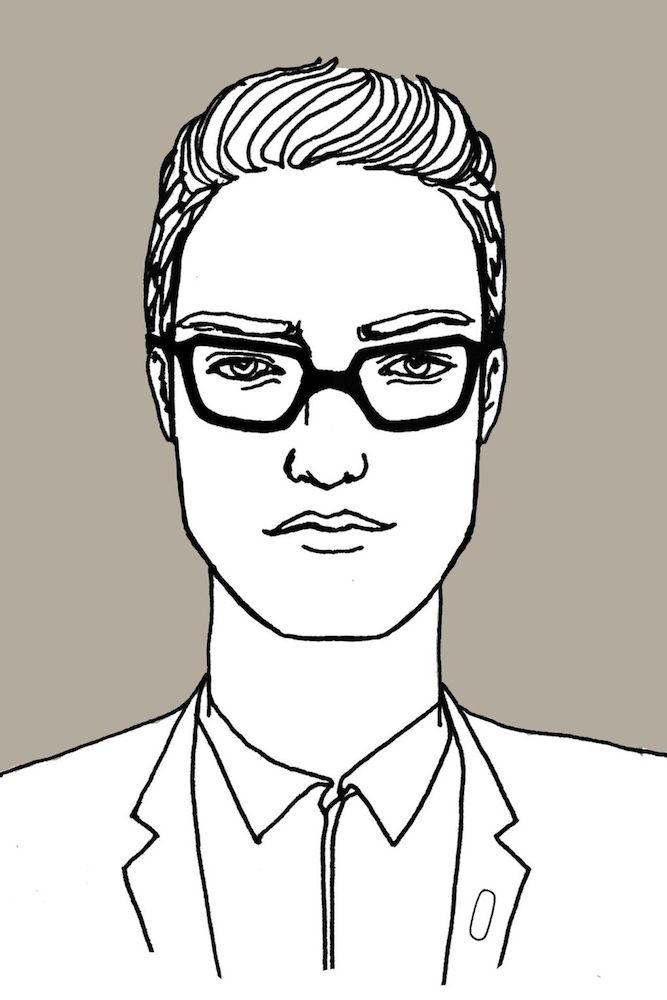 اصول انتخاب عینک بر اساس فرم صورت