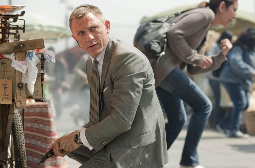 ساعت مچی شخصیت جیمز باند از کدام برند است؟