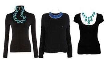 چه گردنبندی را با چه یقه لباسی بپوشیم؟