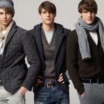 اصول پوشیدن لباس زمستانی مردانه