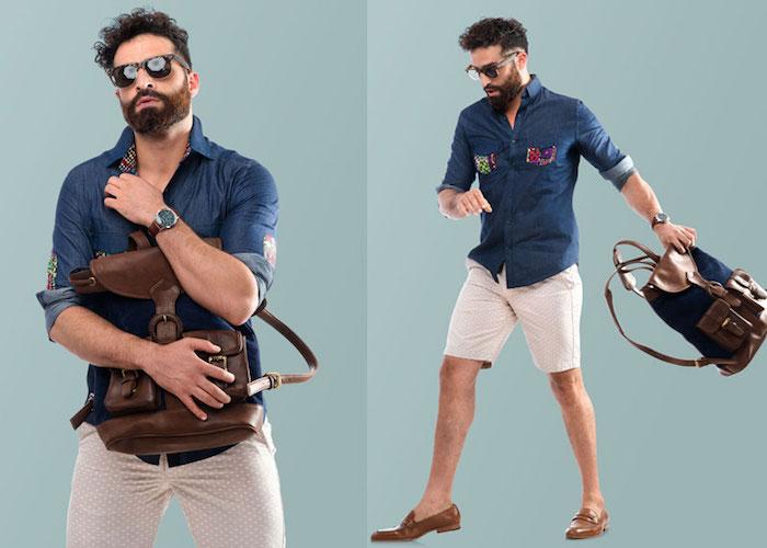 راهنمای پوشیدن پیراهن جین مردانه