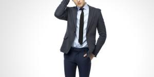 آقایان لاغر چگونه لباس بپوشند؟