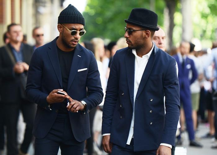 شبیه مردان فرانسوی لباس بپوشید!